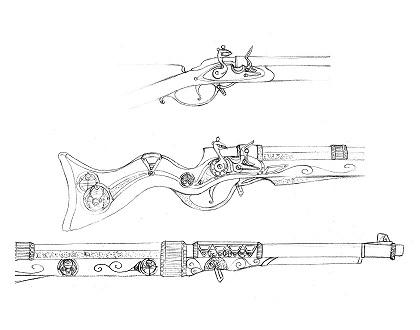 Alchemical Rifle Sketch