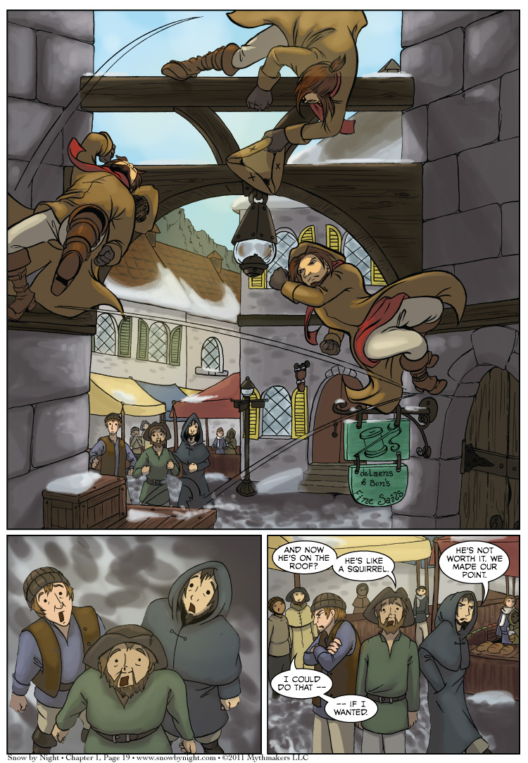 To Catch a Thief, Page 19